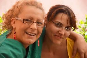 maz and Iulia